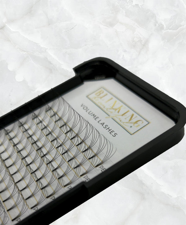 Blinking Beautiful 4D Pre-Made Eyelash Extension Fans