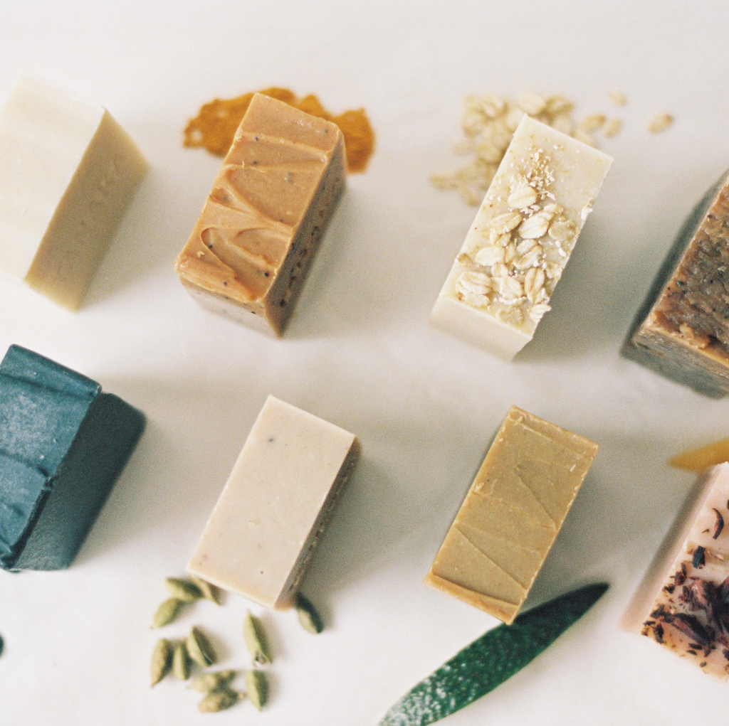 5 Reasons to Switch to Natural Bar Soap