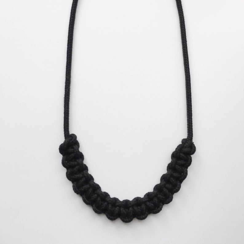Collier Léa long par Cartouche MTL