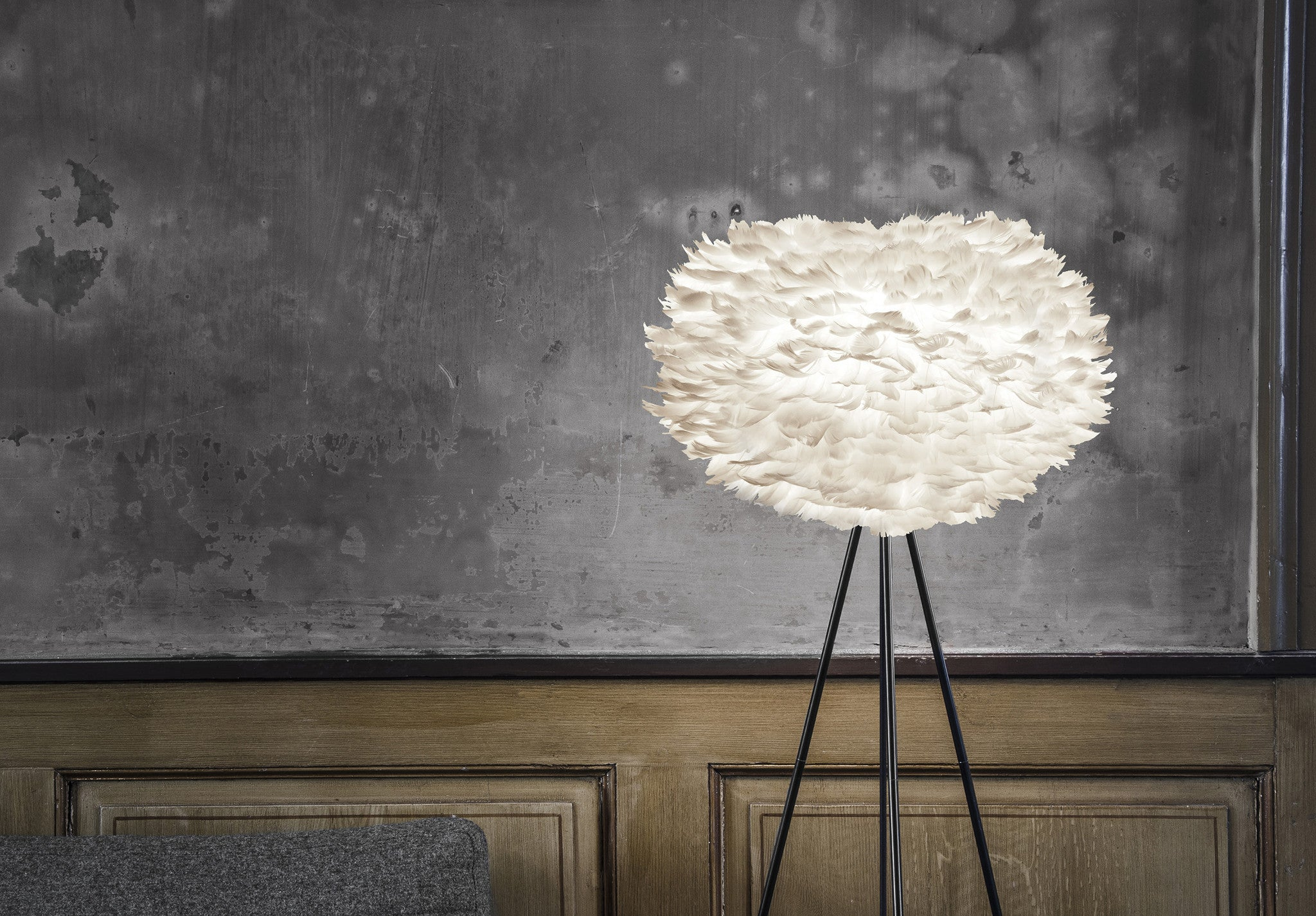 Vita Lighting | LARGE 65CM Eos Lamp Shade