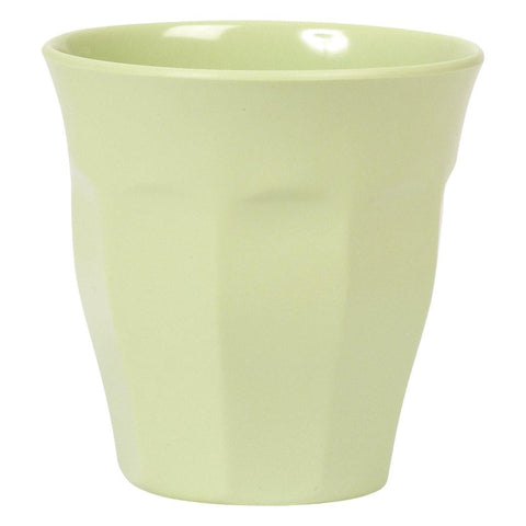 Rice DK Mint Green Melamine Cup