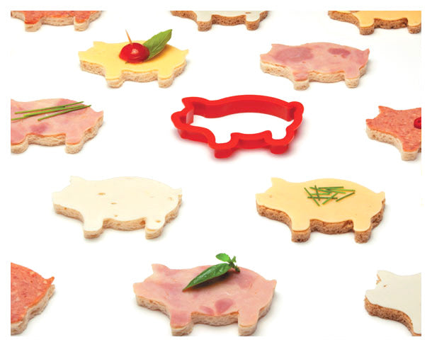 Peleg Design | Animal Sandwich Cutters