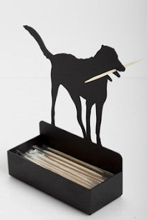Artori Design | Dog Toothpick Holder