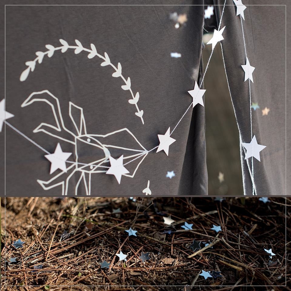 Tayo Studio | White Star Garland