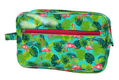 Kitcsh Kitchen | Flamingo Toiletry Bag
