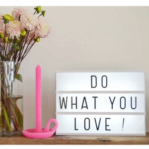 Little Lovely Company | Light Box Letter Set