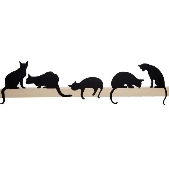 Artori Design | Cat's Meow - Oscar Decorative Cat Silhouette