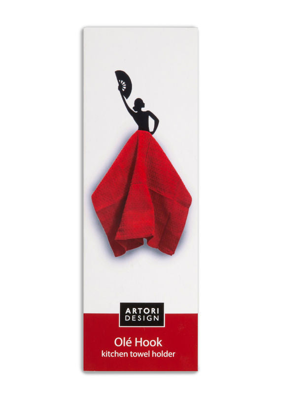 Artori Design | Olé Hook - Kitchen Towel Hanger