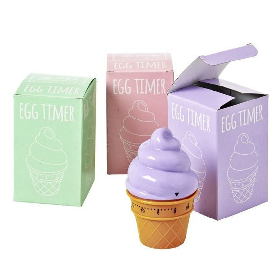 Rice Dk | Ice Cream Kitchen Timer