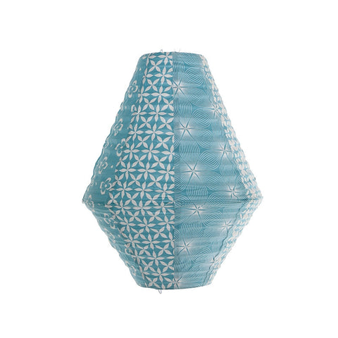 Overbeck | Liv Turquoise Foldable Lampshade