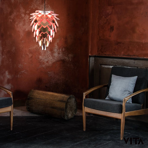 Vita Lighting | Conia Copper Lamp Shade