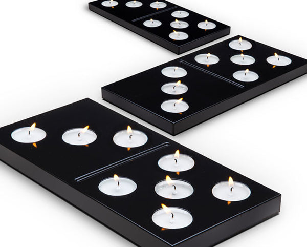Peleg Design | Domino-T-Lights Holder