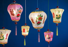 Kitsch Kitchen | Medium Chinese Lantern