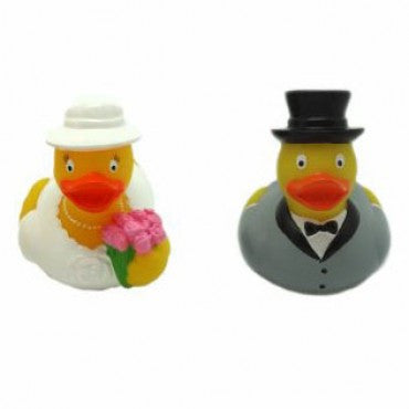 Lilalu | Rubber Duck Mini Bride and Groom