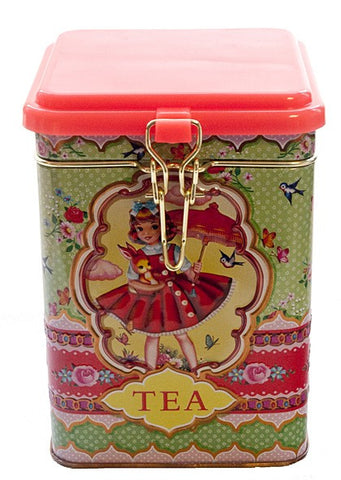 WU & WU Cotton Candy Tea Tin