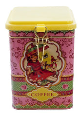WU & WU Cotton Candy Coffee Tin