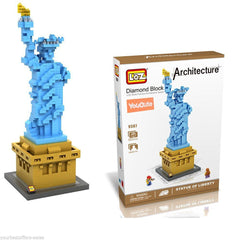 Loz Toys | Architecture Series - Statue of Liberty