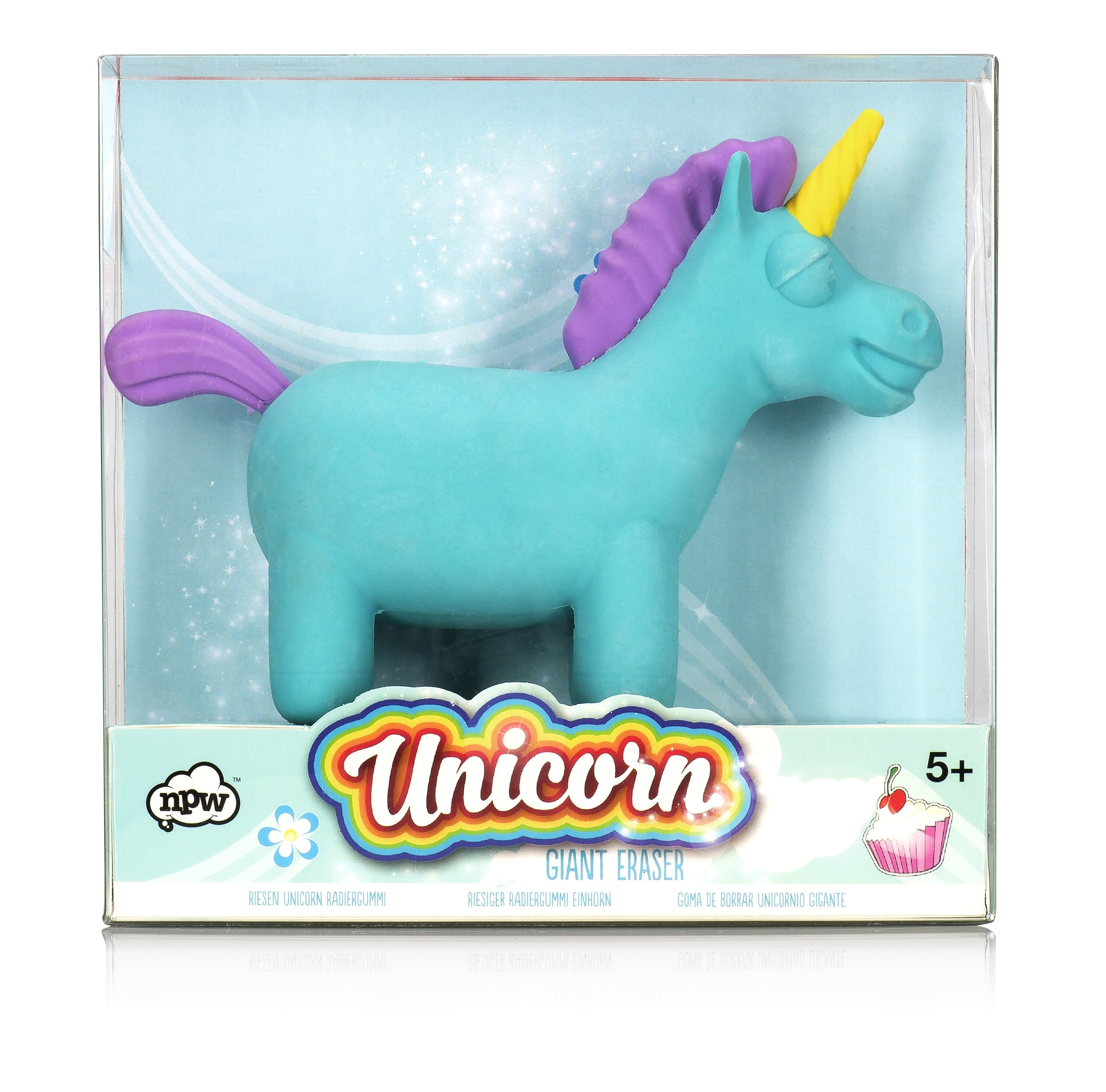 NPW | Unicorn Giant Eraser