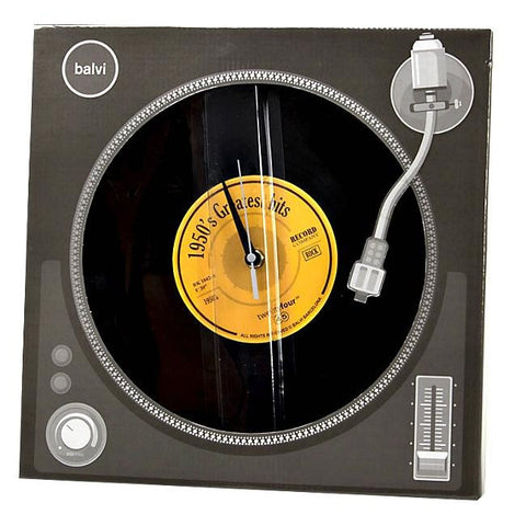 Balvi | Record Wall Clock