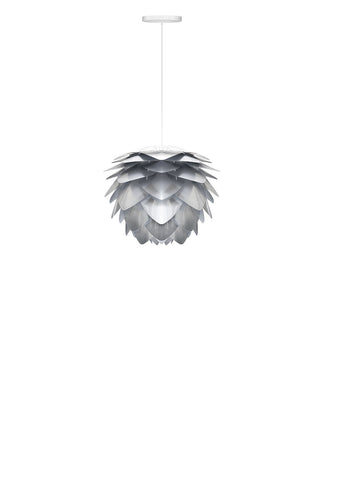 Vita Lighting | Silvia Mini Brushed Steel Pendant Shade