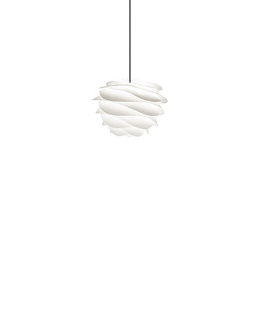 Vita Lighting | Carmina Medium White Pendant Shade