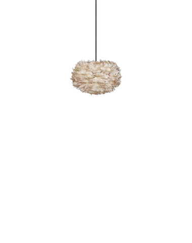 Vita Lighting | Eos Medium Light Brown Pendant Shade