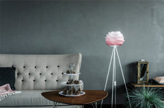 Vita Lighting | Carmina Mini Pink Rose Pendant Shade