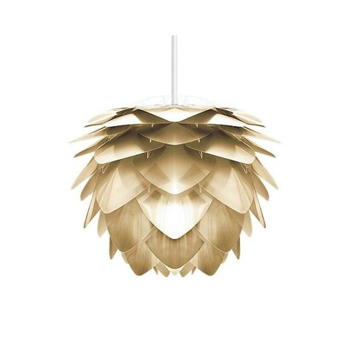 Vita Lighting | Mini Silvia Gold Pendant Shade