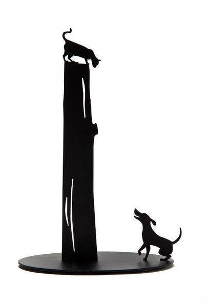 Artori Design | Cat & Dog Paper Towel Holder | Cool stuff to buy