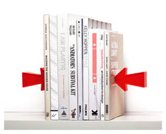 Peleg Design Arrow Book Ends