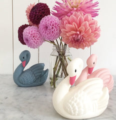 Lapin & Me | Mini Swan Light Various Colors