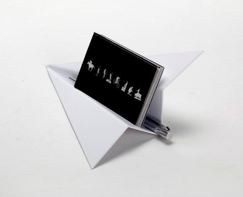 Artori Design | Paper Plane Business Cards Holder | BellaKoola