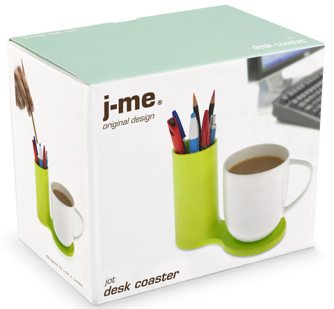 J-me | Green Desk Coaster