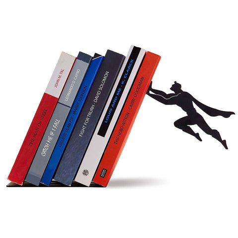 Artori Design | SuperHero Metal Bookends
