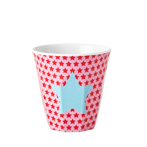 Rice DK | Kids Small Melamine Cup with Girls Star Print