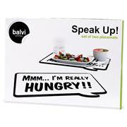 Balvi | Set of 2 Comic Placemats