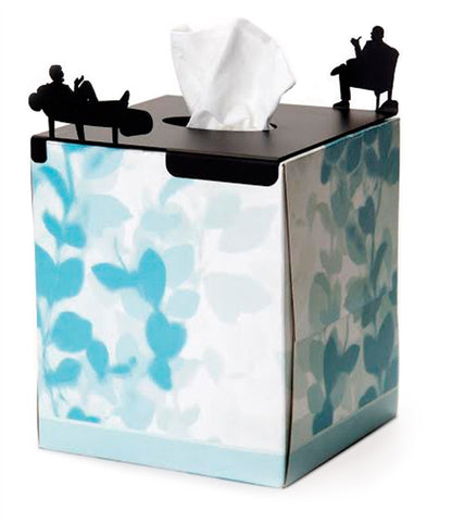 Artori Design | In Treatment Tissue Box Cover
