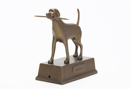 Artori Design | Good Dog Toothpick Dispenser - Bronze