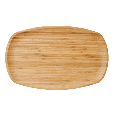 Rice Dk | Bamboo Rectangular Serving Dish