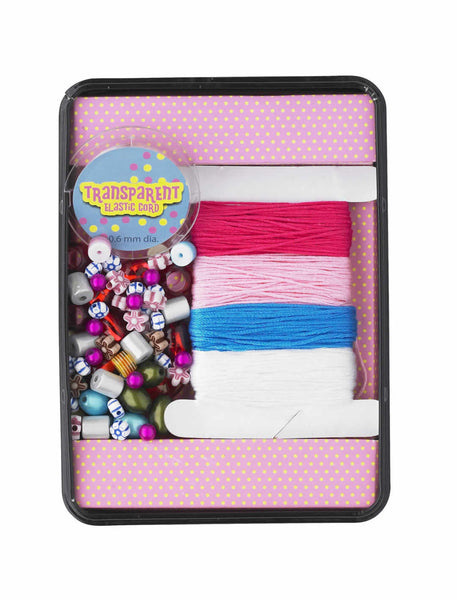 Lisbeth Dahl Bead Sets in Metal Box