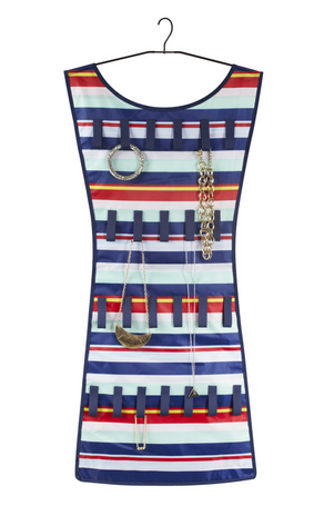 Umbra | Striped Dress Hanger Organizer