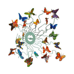 David Gerstein | Butterflies Forever Bowl