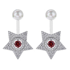 Star Stud Earrings.