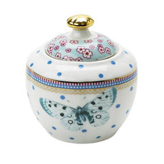 Lisbeth Dahl | Butterfly Dottie Sugar Bowl