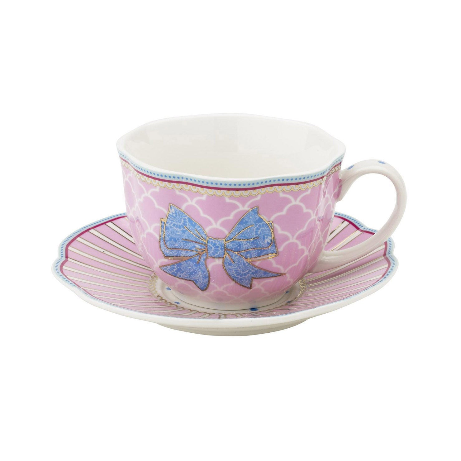 Lisbeth Dahl | Set of 2 Tea Bowie Porcelain Cups