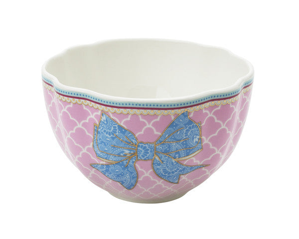 Lisbeth Dahl | Small Bow Tie Porcelain bowl