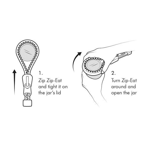 Ototo | Zip-Eat- Jar Opener