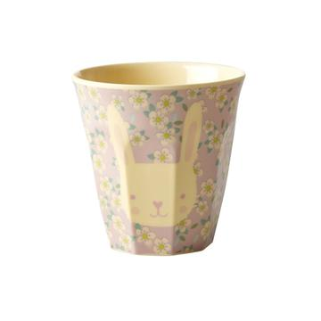 Rice DK | Kids Small Melamine Cup Bunny face Print