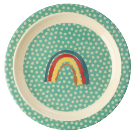 Rice DK  Rainbow and Stars Print Plate