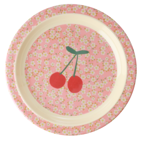 Rice DK  Small Flowers and Cherry Print Plate